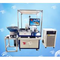 Automatic CO2 Laser Marking Machine For Natural Agglomerated Tapered Cork Stopper