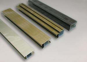 China Custom Industrial Electrophoresis Aluminium Structural Aluminum Profiles on sale