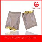 General use Resealable Stand Up Packaging Bags / Pouches One side transparent