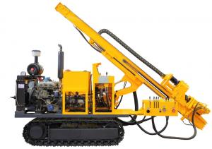 China Hydraulic crawler drill rig for core drilling 3000 meter on sale