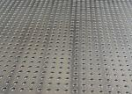 Steel Aluminum Perforated Metal Mesh Sheet 0 . 8mm - 2mm For Protection Decoration