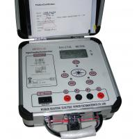China Digital Earth Ground Resistance Tester Earthing Measurement Equipment ISO Certificate on sale