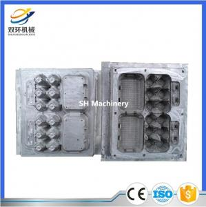 China Reliable quality super light egg carton mold with ISO certificate on sale