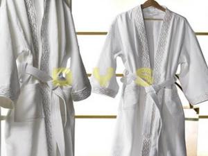 China hotel bath robe ba-016 on sale