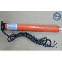 Electronic Tubular Motor With Remote Control Or Wall Switch For Automatic Roller Shutter