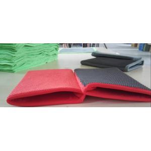 China Auto Care High Qualit Magic Car Washing Clay Mitt Car Wash Clay Gloves For Car Detailing & Polishing 3.0 on sale
