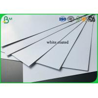 Good Stiffness 600g 800g 900g Large Size Two Sides Coated White Duplex Board