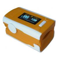 High quality finger pulse oximeter with beep voice