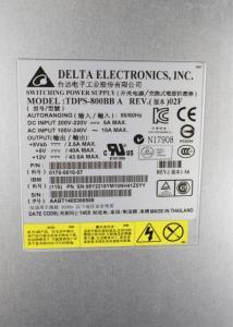 IBM 800W Power Supply V3700 0170-0010-07 98Y2218