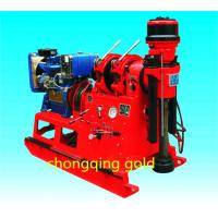 Geological drilling for railroad, highway ,bridge tunnel ,Geological drilling machine