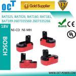 BAT038 BAT040 BAT041 BAT140 for bosch 18V 2000mAh Battery