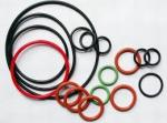 Odourless Colored Silicone O Rings Diameter 20 Mm To 1500mm For Sealing