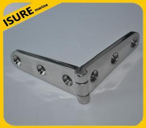 China Pulgadas de alta calidad de la venta caliente diversas de las bisagras de correa del acero inoxidable, hardware marino on sale