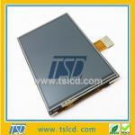 Le plus bas prix HVGA 3,5 320x480 pointille l'écran de visualisation de TFT LCD avec l'écran tactile
