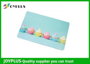 China Fashion Design Dining Table Placemats Sets 6 Waterproof With Round Corner on sale