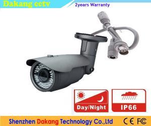 China PAL NTSC 720P HD CVI Camera Infrared Bullet Vari Focal Lens 1.0MP on sale