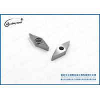 High Wear Resistance Cemented Carbide Inserts , CNC Carbide Tool Inserts