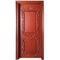 Solid Wood Door / Timber Wood Door (SM-850)