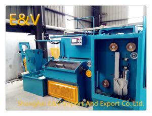 China 2.6-3.0 mm Middle Copper Wire Drawing Machinery 100 Liter / Minute Drawing Oil on sale
