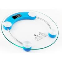 China Bathroom Digital Glass Body Weighing Scale Convenient Easy Operation on sale