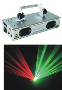 China RGY-tricolor 2 head green red laser light on sale