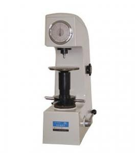 China Resolution 0.5HR Hardness Testing Equipment Rockwell Superficial For Thin Materials on sale