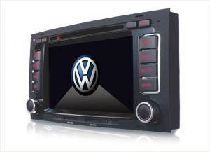 China Appui stéréo DVR de la NAVIGATION VWT-766GD de VW TOUAREG DVD de voiture et fonction de TMC on sale