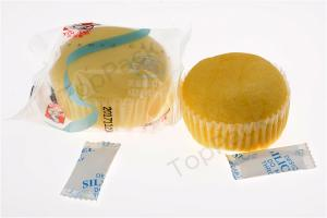 China TP-PSGD27 small silica gel packets for rust / corrosion / oxidation on sale