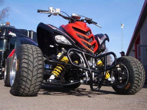 Yamaha Raptor  Tires Sale