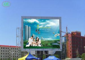 China High Brightness and 3 years warranty water proof Outdoor Full Color P4  LED Display Screen on sale