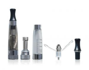 China Eliquid EGO CE5 E Cigarette Clearomizer 1.6ml , Changeable Atomizer on sale