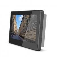China Android 7 Inch Industrial POE Tablet With RS232 RS485 GPIO Wall Mount Brackets on sale
