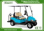 Trojan Battery Mini Electric Golf Car Unique Accelerator 4 Seater Golf Car