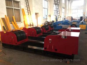 China 160 Tons Conventional Pipe Turning Rollers , Pipe Tank Welding Rotator on sale