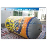 China Column Inflatable Advertising Signs Pillar Custom Logo For Commodity Promotion on sale