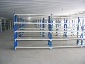 China Longspan Shelves/Adjustable Steel Shelving Storage Rack Shelves on sale