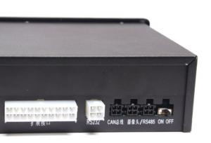 China CE ROHS Car Black Box Recorder With GPS Function / Vehicle Travelling Data Recorder on sale