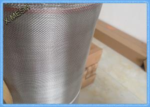 China SUS316 Stainless Steel Fly Screen Mesh , Bug Screen Mosquito Mesh For Windows on sale