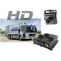 Vehicle HD Mobile DVR SD Card Video Record With High Reliability BNC Connector