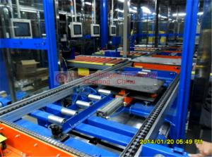 China Reliable Performance Automated Conveyor Systems , Flat Chain Conveyor Systems on sale