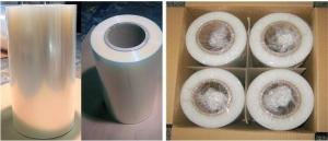 China PVA water soluble plastic film, water soluble film,transparent blank water soluble plastic film PVA,watersoluble bags pa on sale