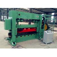 China Copper Plate Material High Speed Expanded Metal Machine 2870*990*2140mm on sale