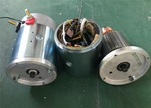 China ZD6202 Hydraulic DC Motor 60V 2600 RPM Miniature Series Wound Construction on sale