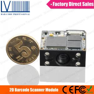 China LV3000 Embedded 1D 2D Barcode Scanner Module for OEM Devices on sale