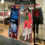 P3 Available Video Ultra Thin Advertising Led Mirror Display Screen