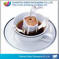 China wholesale Non woven drip coffee filter bag drip coffee filter bag on sale