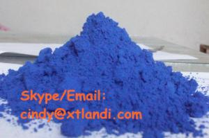 China Iron oxide blue 99.95% IRON OXIDE BLUE High purity Chinese supplier cindy@xtlandi.com on sale