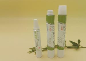 Quality Pharmaceutical / Cosmetic Aluminium Collapsible Tubes 6 Color Flexible Printing for sale