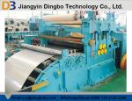 Automatic Rolling Shear Slitting Line Machine With Simple Operation and Perfect Performance