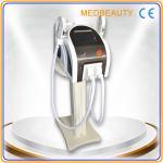 high quality IPL RF & SHR Hair Removal Machine with 2500W & 500,000 shots